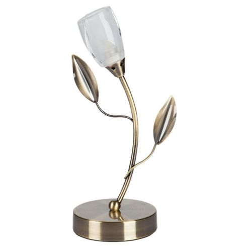 Tesco Lighting Rosebud Table Lamp