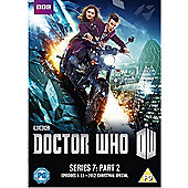Doctor Who Series 7 Part 2 (DVD Boxset)