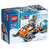 LEGO City Arctic Snowmobile 60032