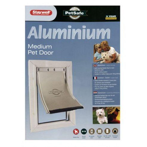 Staywell Pet Door Aluminium No 620 Medium