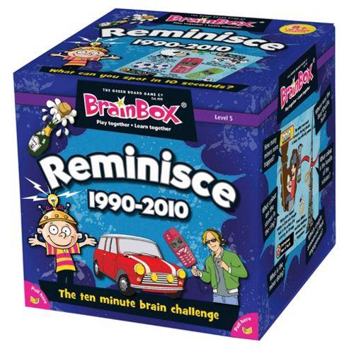 BrainBox Remenisce Memory Card Game