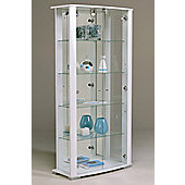 Parisot Ella Display Cabinet - White