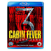 Cabin Fever 3: Patient Zero - Bluray