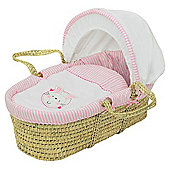 Bell & Flo Moses Basket - Palm