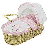 Baby Elegance Bell & Flo Moses Basket