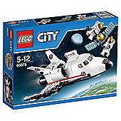 LEGO City Space Utility Shuttle 60078