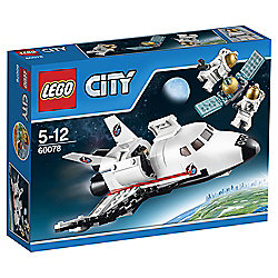 LEGO City Space Utility Shuttle 60078