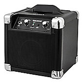 ION Road Rocker Portable Bluetooth Speaker System, Black