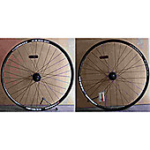 Momentum Big Foot 820/Deore 29 Disc Wheel: Set.