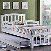 Orwell Single Bed With Guard Rails
