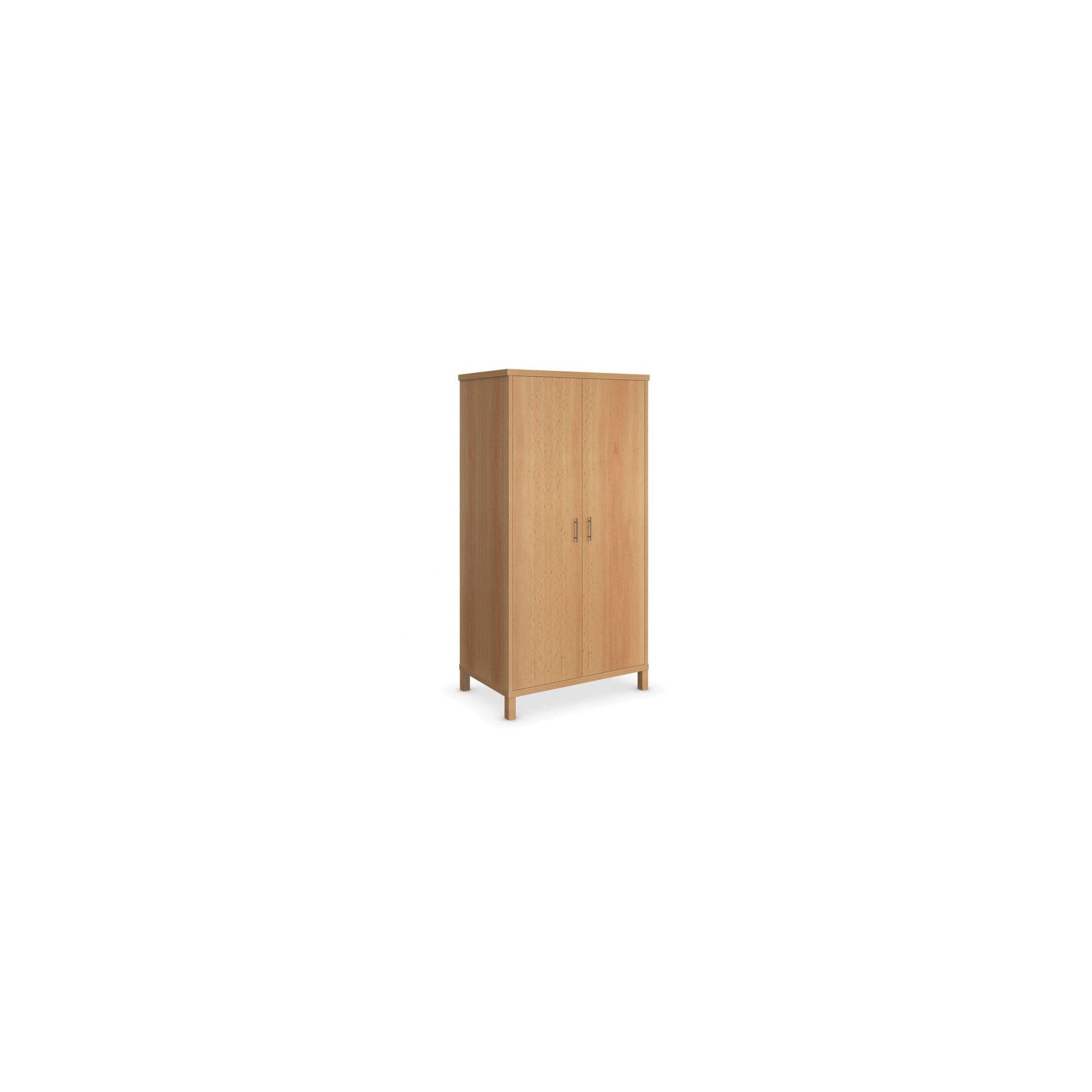 Urbane Designs Vettori Beech Bedroom 2 Door Wardrobe at Tesco Direct