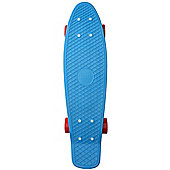 Penny Australia Complete 22inch OG 2014 Plastic Skateboard - Blue/Red