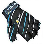 Grays Touch Hockey Gloves - Black & Blue