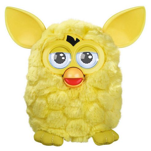 Furby Hot - Yellow