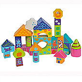 Boikido Wooden Blocks (30 pieces)