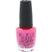 OPI Nail Polish 15ml La Paz-itvely Hot