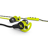 SMS Audio STREET Sport by 50 In Ear Wired Yellow