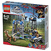LEGO Jurassic World Raptor Escape 75920