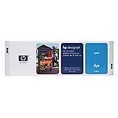HP 410 DesignJet CP Dye Ink System - Cyan