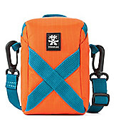 Crumpler Light Delight 200 Sling Camera Pouch in Carrot Orange