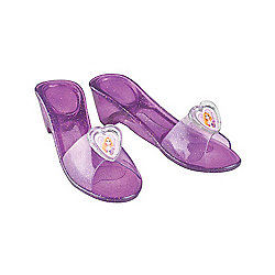 Child Disney Rapunzel Jelly Shoes