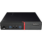 Lenovo ThinkCentre M900 Tiny Desktop Intel Core i5 Not Included Windows 10 Pro Integrated Graphics