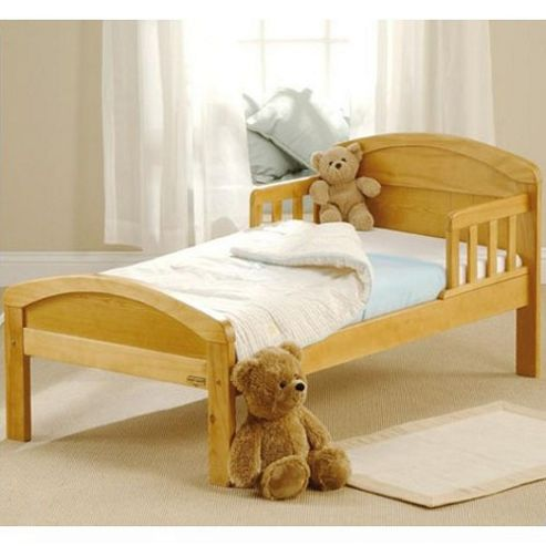 Buy East Coast Country Toddler Bed Natural From Our Cot