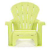 Little Tikes 46cm High Kid's Garden Chair Green