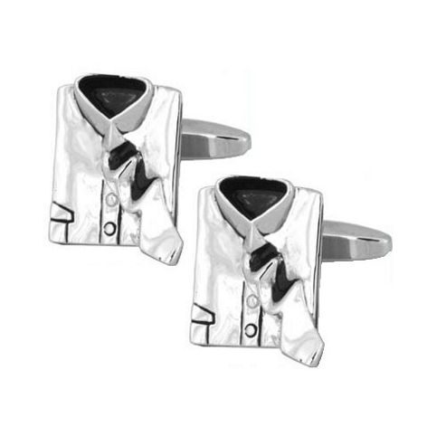 Shirt and Tie Cufflinks
