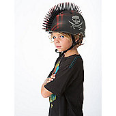 Krash Plaid Jolly Roger Safety Helmet
