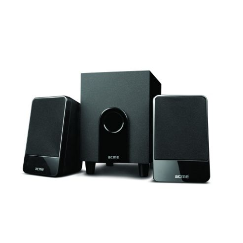 ACME 2.1 Multimedia speakers USB Powered