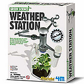 Great Gizmos Kidz Lab Green Science Weather Station