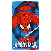 Marvel Spiderman Towel