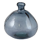 Pacific Lifestyle Simplicity Vase - Smoked Grey