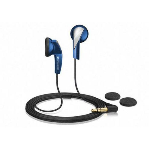 Sennheiser MX365 In-Ear Headphones - Blue