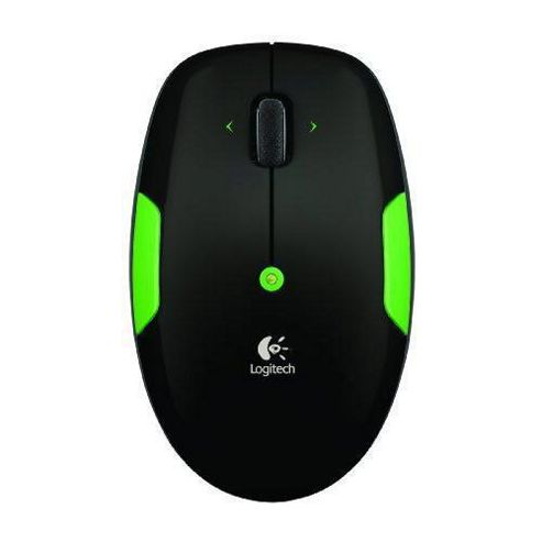 Logitech M345 Wireless Mouse - Lime