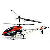 Large Alloy Shark v2 3CH Helicopter with Gyro