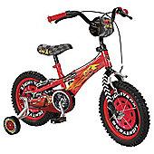 "Disney Cars 14"" Kids' Bike with Stabilisers"