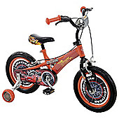 "Disney Cars 14"" Kids' Bike with Stabilisers"