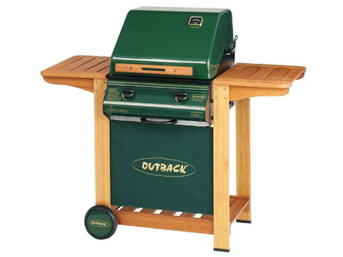 Outback Thg2302 Trooper Hood Gas Bbq 2burn