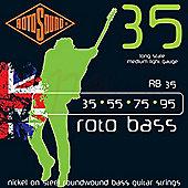 Rotosound Roto Bass Medium Light 35-95