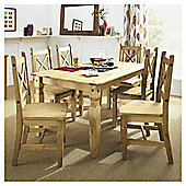 Cordoba 6 Seater Dining Set