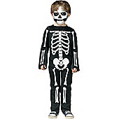 Toddler Scary Skeleton Costume