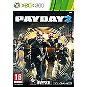 Payday 2 Classics - Xbox-360