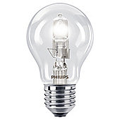 Philips EcoClassic Dimmable Halogen Traditional Light Bulb (42W E27 A55)
