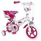 "Fairy Girls 12"" Bike Pink"