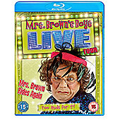 Mrs Brown'S Boys Live: Mrs Brown Rides Again (Blu-Ray Boxset)