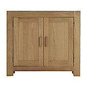 Thorndon Block Small Sideboard in Natural Matured Oak