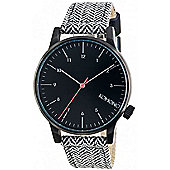 Komono Unisex Fabric Watch KOM-W2100