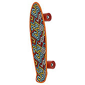 Bored X  - Aztec skateboard